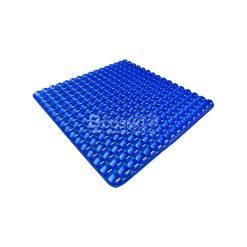 เบาะเจลรองนั่ง 256 เม็ด สีน้ำเงิน