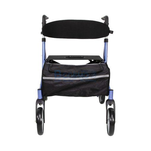 Wheelchair Rollator รถเข็นหัดเดิน Euro style ล้อ 8 นิ้ว สีน้ำเงิน Y8860L YYY WC0409 BL1