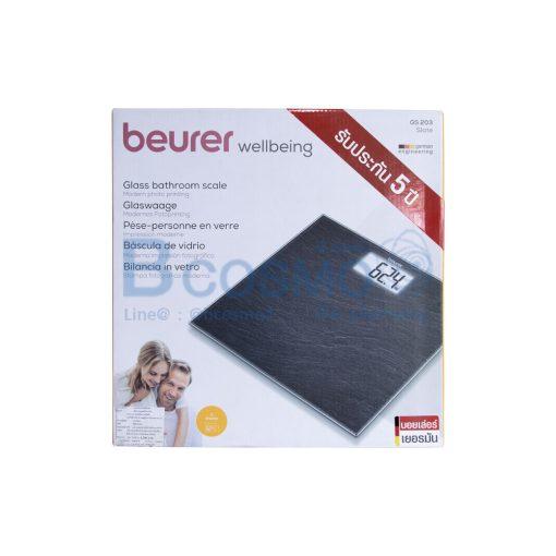 BEURER GS203 EC0201 2031