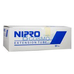 """สายเอ็กซ์เทนชั่น EXTENSION NIPRO 18 """" [แพ็ค 50 ชิ้น]"""