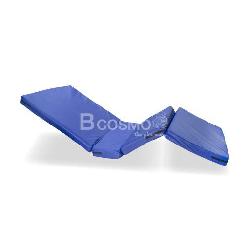 2 นิ้ว ยางพารา 1 นิ้ว 4 ตอน สีน้ำเงิน PB99062