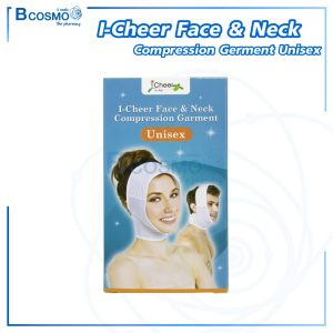 I-Cheer Face & Neck Compression Germent Unisex