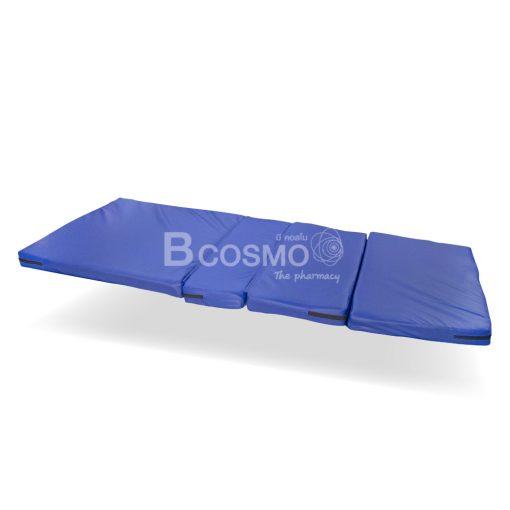 2 นิ้ว ยางพารา 1 นิ้ว 4 ตอน สีน้ำเงิน PB99064
