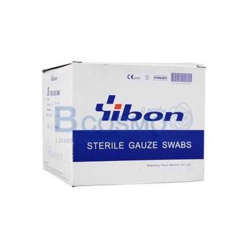 GAUZE STERILE 4x4นิ้ว YIBON 5 ชิ้น 20ซองกล่อง EF0317 4 2