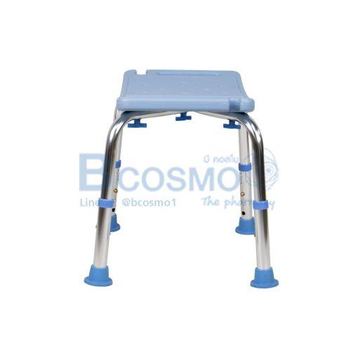 เก้าอี้นั่งอาบน้ำ ไม่มีพนักพิง RKF-6601 สีฟ้า