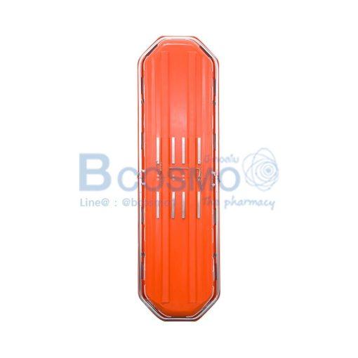 เปลตะกร้า เคลื่อนย้ายผู้ป่วย แบบ 2 ตอน สีส้ม รุ่น BS2